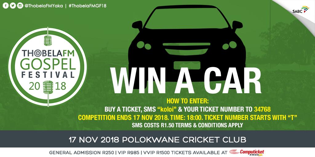 How To Win A Car >> Win A Car Thobelafm